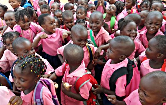 Educación básica y formación profesional República Centroafricana