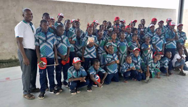 Educación básica y menores en riesgo Costa de Marfil
