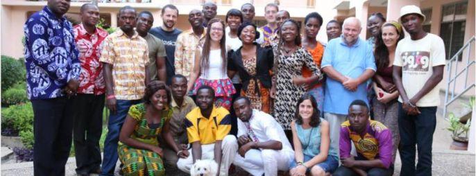 Experiencia en Benín