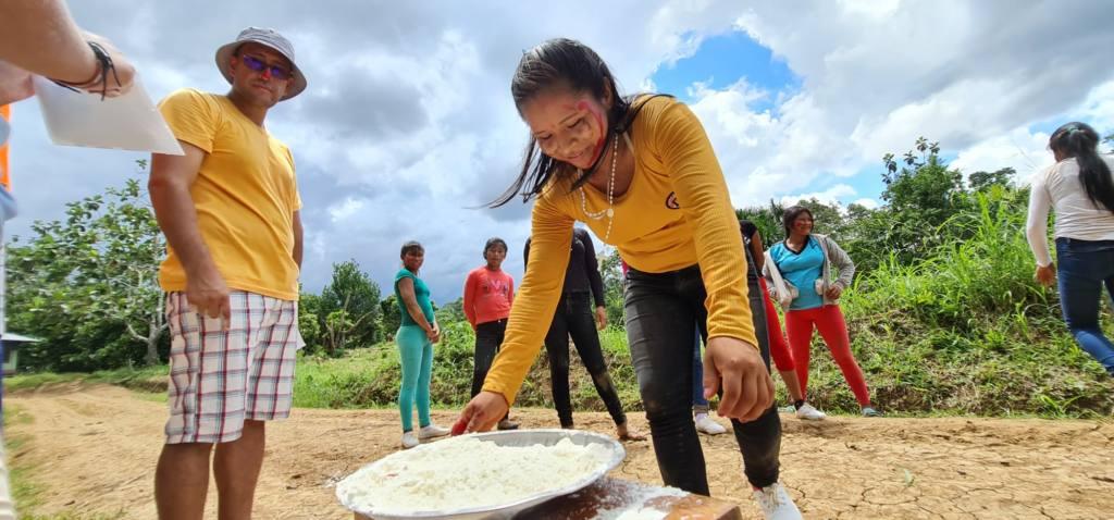 Apoyo a la producción agroecológica certificada orgánica y sostenible de productores indígenas Shuar y Achuar de la Amazonía Ecuatoriana en Taisha -Morona Santiago- (Ecuador)