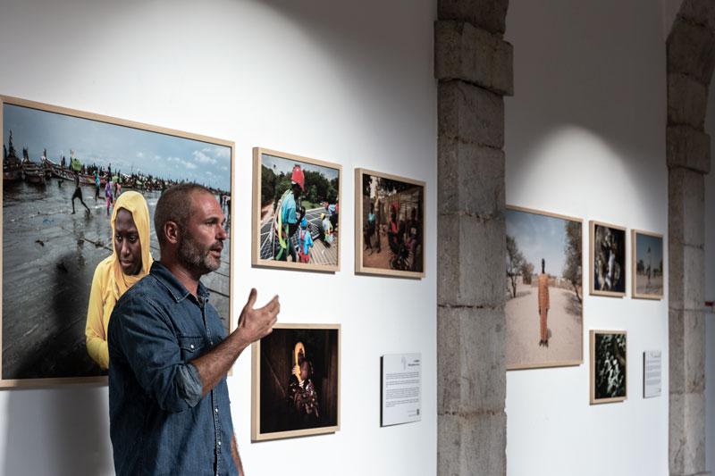 `Indestructibles´:  tender puentes con las distintas realidades en áfrica